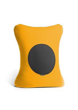X-POUF - Bean Bag - X-FIVE - Yellow