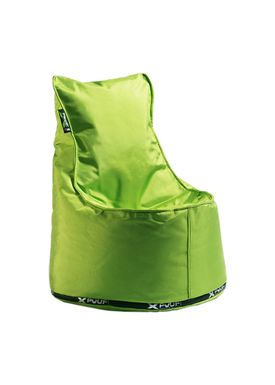 X-POUF - Bean Bag - X Kids Chair - Green