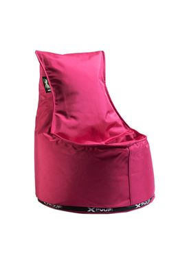 X-POUF - Bean Bag - X Kids Chair - Pink