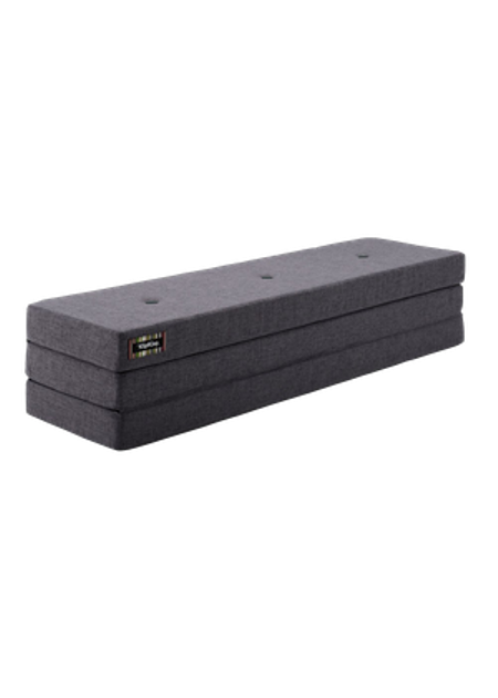5ee3556ddfd KK 3 fold w. buttons - Mattress - By KlipKlap