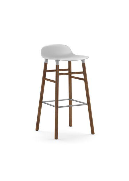 Form Barstool 75 Cm Chair Normann Copenhagen