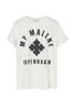 By Malene Birger - T-shirt - Marianne - Soft White