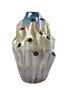 eden outcast - Vase - Lava Vase - Large - Blue/Green