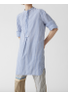 HOPE - Shirt - Naji Shirt - Blue Stripe