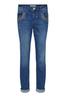Mos Mosh - Jeans - Naomi Muscat Long Jeans - Blue Denim