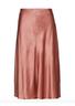 Samsøe & Samsøe - Skirt - Heaston Skirt - Dusty Cedar