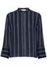 Samsøe & Samsøe - Shirt - Elm Shirt - Dot Stripe Navy