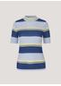 Samsøe & Samsøe - Knit - Rho Knit T-shirt - Halogen Blue