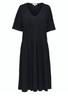 Selected Femme - Dress - Sun Midi Dress - Black