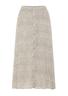 Y.A.S - Skirt - YASPaisla HW Long Skirt - Star White/Paisley Print
